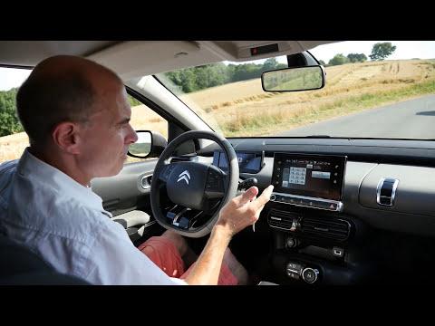 All-new Citroen C4 Cactus test drive review ENGLISH - Autogefühl