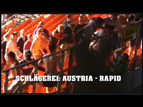 "FIGHT: RAPID vs. AUSTRIA Hools  | SCHLÃ""GEREI 