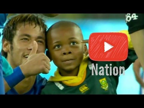 Neymar Drafts a 7 Year Old! | YouTube Nation | Friday