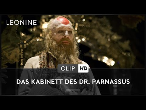 Das Kabinett des Dr. Parnassus - Terry Gilliam ueber Heath Ledger Video