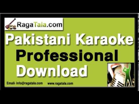 Janu sun zara - Pakistani Karaoke Track