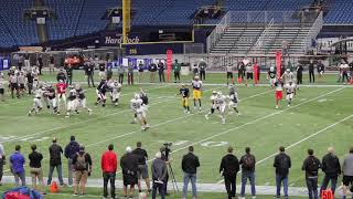 2019 East West Shrine Game: Day 2 - Team-vs-Team (West Team)