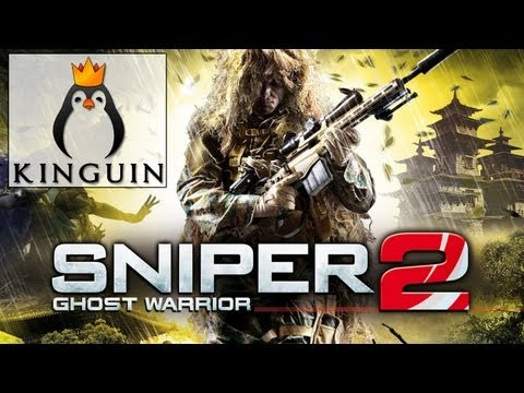 Kinguin - Sniper Ghost Warrior 2 - Jogo OP