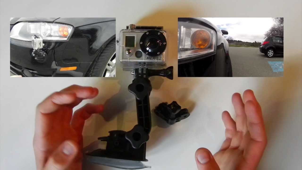 best spots to mount a gopro on a car gopro mounting tips tricks youtube. Black Bedroom Furniture Sets. Home Design Ideas