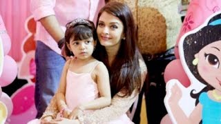 Aishwarya Rai Bachchan Daughter Aaradhya Bachchan's Birthday Party 2016 | Aamir Khan, Akshay Kumar