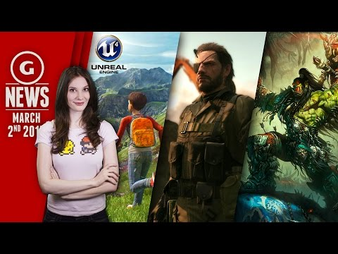 WoW Introduces Game Time For Gold System; Unreal Engine 4 Is FREE! - GS Daily News