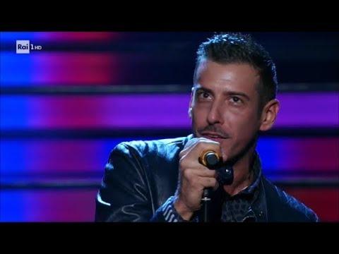 Francesco Gabbani canta I Got You (I Feel Good) - Celebration 14/10/2017