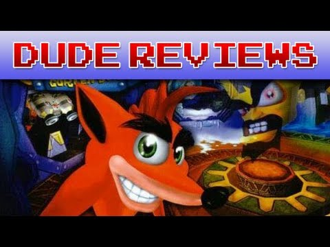 Crash Bandicoot Trilogy - Dude Reviews