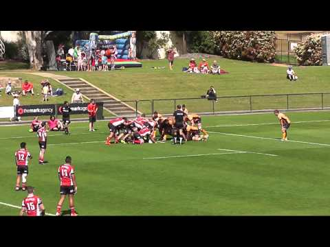 NRC14 Rd8: Canberra Vikings vs NSW Country Eagles - First Half