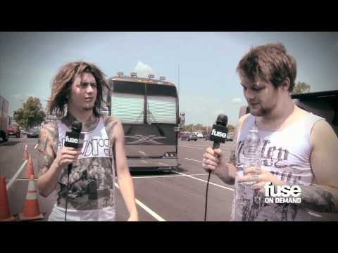 Uranium: Asking Alexandria (October 2011) Music Videos