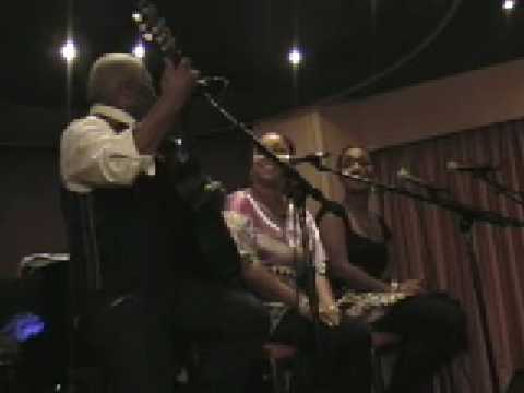 Jonathan Butler sings with his daughter Randy Butler Don't know why