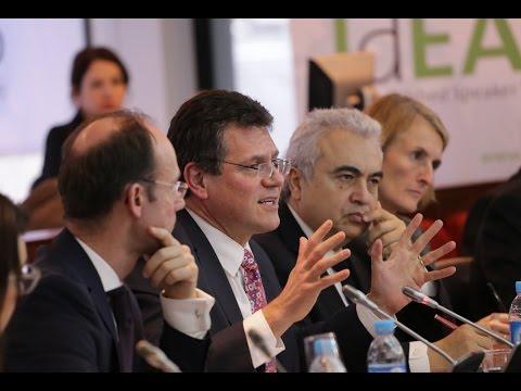 European Commission Vice-President Marcš Šefčovič's big IdEAs address