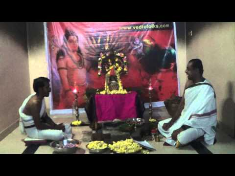 Mahadev Rudra Homam Part 1 video
