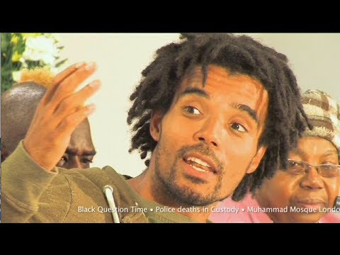 Police Deaths in Custody pt11 — Akala's African Police Service Initiative cont'd