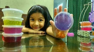 Slime Surprise Toys for Kids Learn Color & Baby Game Show