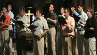 Download Lagu Roanoke College Choir - Notre Dame, France Gratis STAFABAND