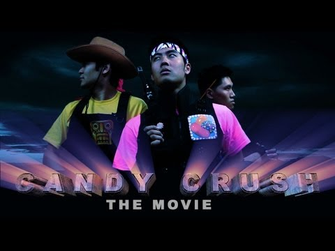 Candy Crush The Movie (Official Trailer)