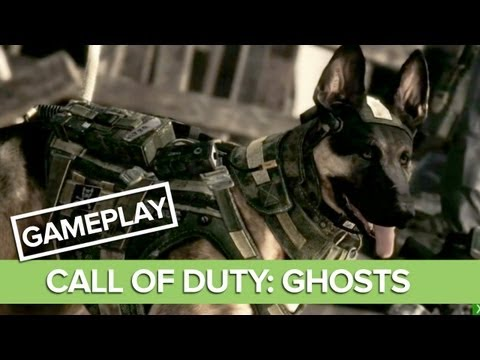 Call of Duty: Ghosts Gameplay, Trailer, Multiplayer at Xbox One Reveal Event - Premiere