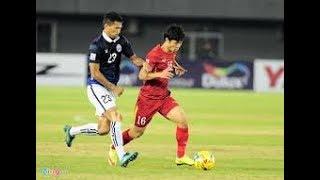 tin tức 24h - Công Phượng không cao, U23 Thái Lan vẫn phải ngước nhìn