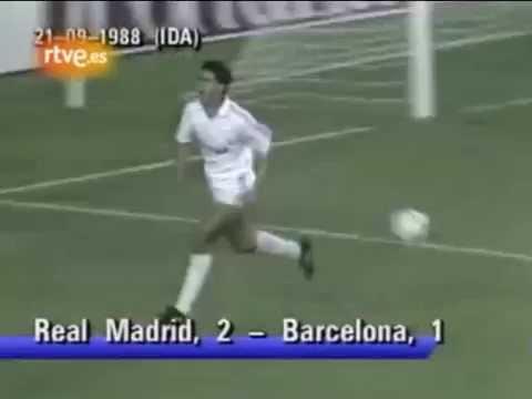 Michel Real Madrid C.F 1984 -1997-Goles y Asistencias