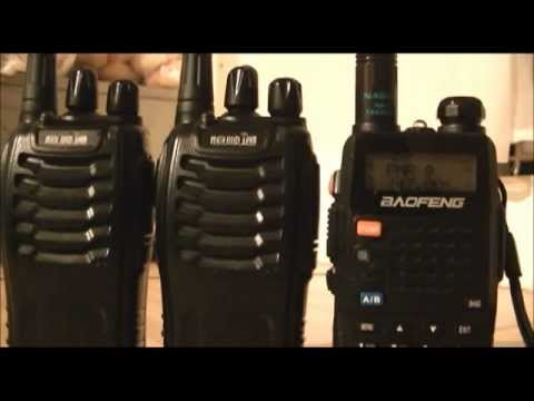 Baofeng UV-5 RC / H-777 CTCSS explained