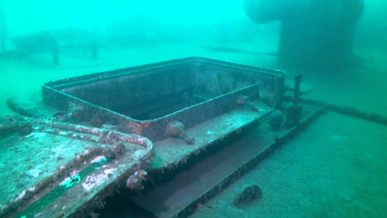 Mesquite Shipwreck Lake Superior Youtube