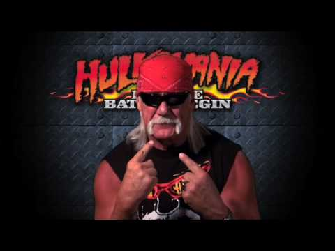 Hulk Hogan for Movember - Don t give up Mo Bros