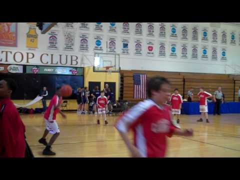 Concordia Lutheran School Middle School Basketball Warm-Up
