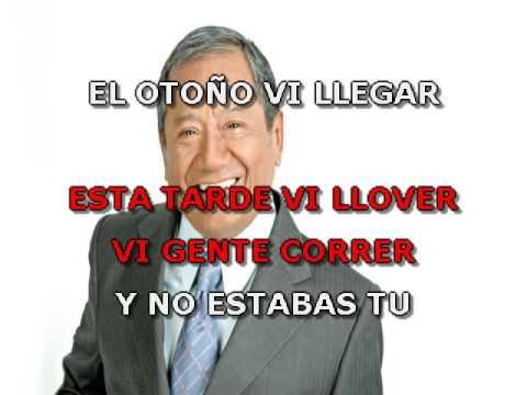 Armando Manzanero   Esta Tarde Vi Llover