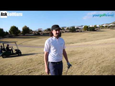How To Make a 10 on a Par 5 El Valle Golf Course