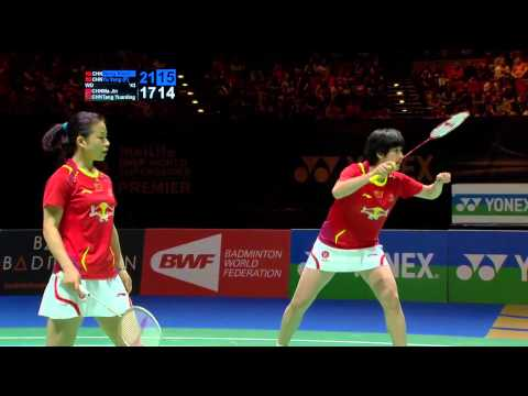 Yonex All England Badminton Championships 2014 Match 1 Final video