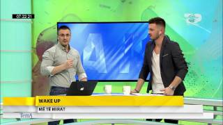 Wake Up, 4 Janar 2017, Pjesa 1 - Top Channel Albania - Entertainment Show