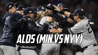 MLB | 2019 ALDS Highlights (MIN vs NYY)