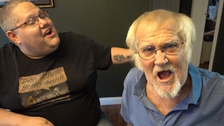 ANGRY GRANDPA IS PISSED OFF!!