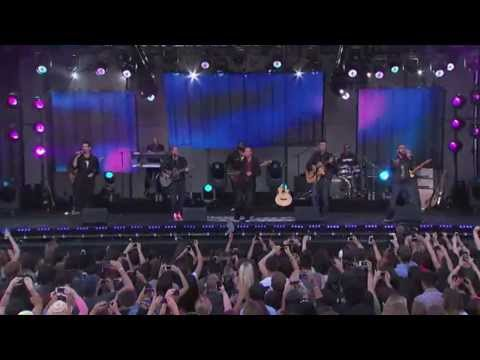 Backstreet Boys - In A World Like This (live) video