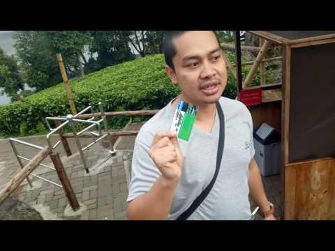 Video wisata bandung dan tiket masuk