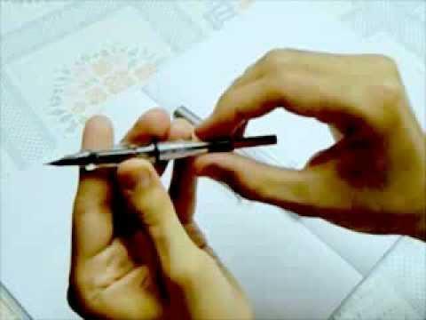 Lamy AL-Star e Vista - medium nib (análise de caneta tinteiro - fountain pen review)