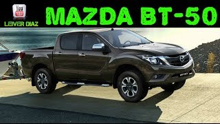 Mazda BT 50 Professional 2018