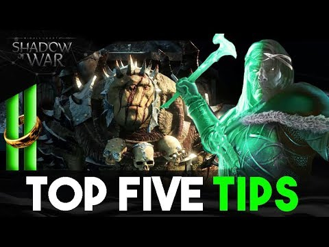 9 Killer Tips And Tricks To Get Ahead In Middle-earth: Shadow Of War