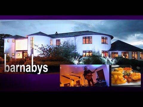 barnabys restaurant ballyclare