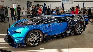 Is a 20 Year Old Bugatti Cooler Than This $4 Million Vision GT?