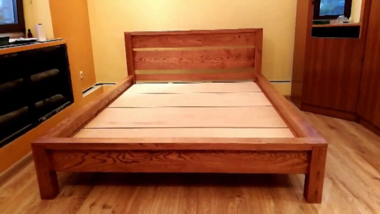 Как быстро и дешево сделать кровать 900