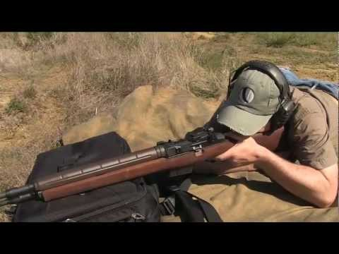 Springfield Armory Super Match M1a Rifle Youtube