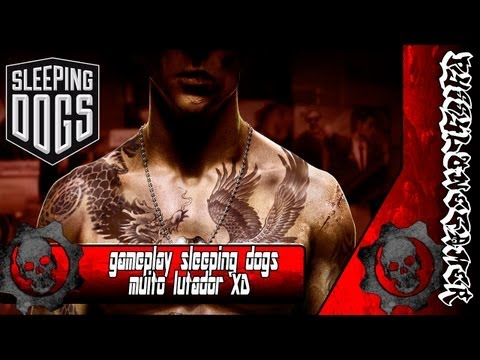 Gameplay Sleeping Dogs Lutador Desastrado