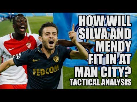 How Will Bernardo Silva And Benjamin Mendy Fit In At Man City?