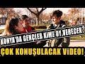 Konya'da Gençlere Sorduk. Yerel Seçimde Kime Oy Vereceksiniz?