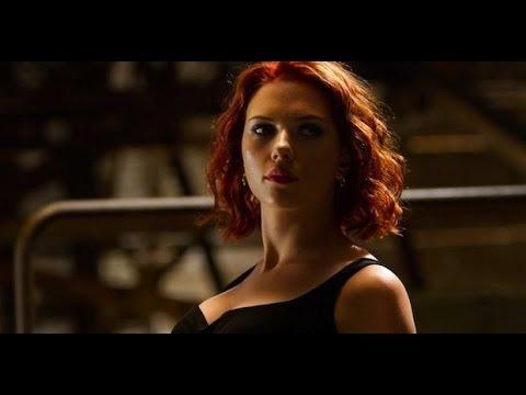 Scarlett Johansson :: The Avengers Age of Ultron trailer (2015) Marvel Movie HD-Fan Made