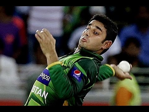 Saeed Ajmal Pakistan Spinner Banned Over Bowling Action | BREAKING NEWS - 09 SEPT 2014