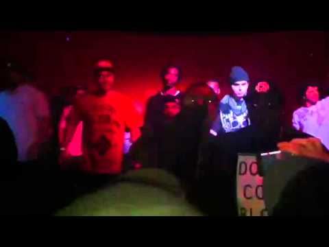 Horseshoe G.A.N.G. - You Don't Wanna Fuck Wit Me (Acapella) - Live In Fullerton