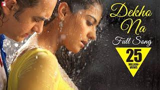 Dekho Na - Full Song   Fanaa   Aamir Khan   Kajol   Sonu Nigam   Sunidhi Chauhan